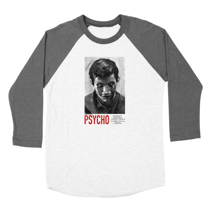 Psycho Women's Longsleeve T-Shirt by mostro's Artist Shop