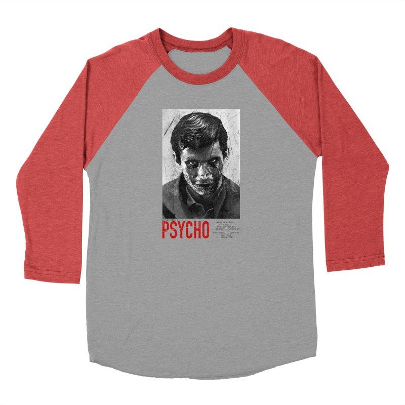 Psycho Men's Longsleeve T-Shirt by mostro's Artist Shop