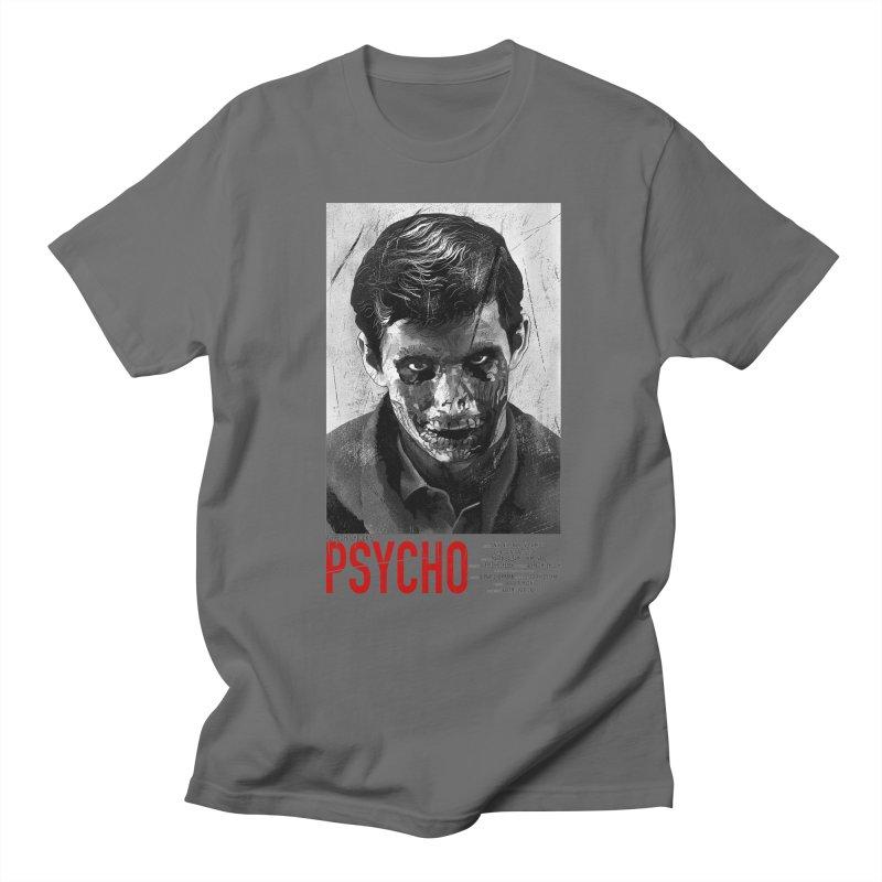 Psycho Men's T-Shirt by mostro's Artist Shop