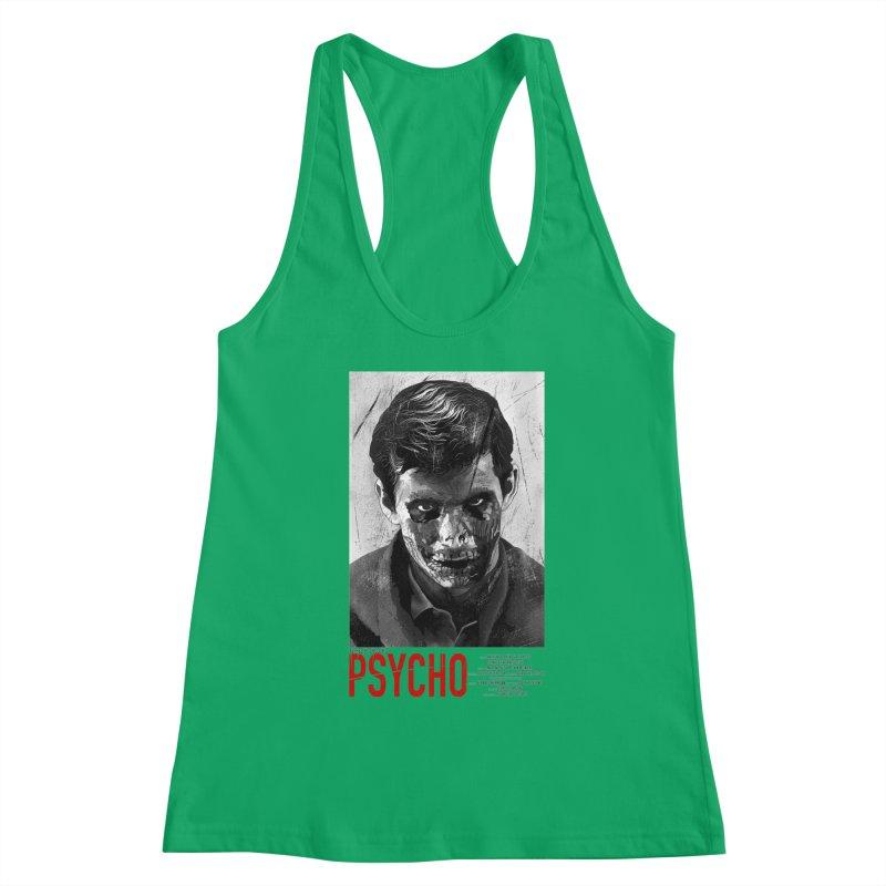 Psycho Women's Tank by mostro's Artist Shop