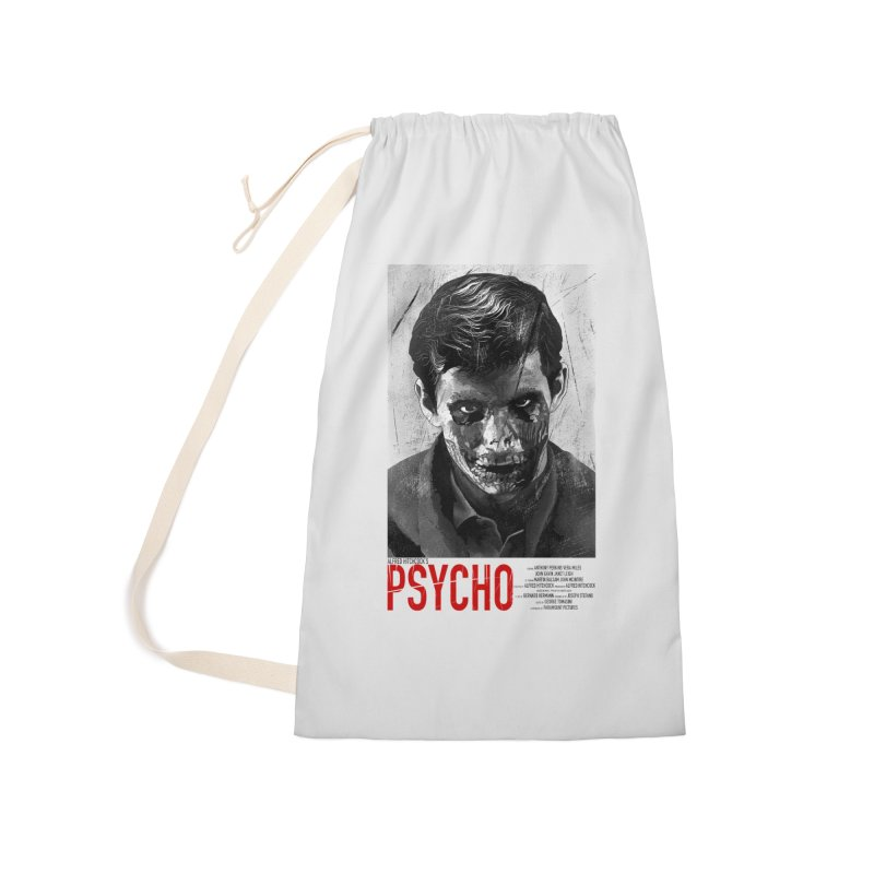 Psycho Accessories Bag by mostro's Artist Shop