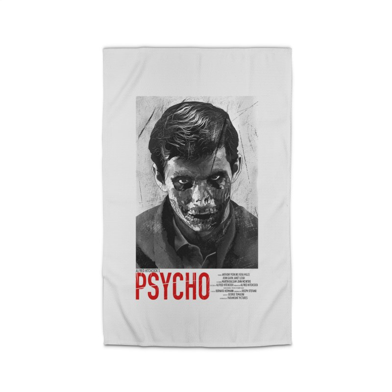 Psycho Home Rug by mostro's Artist Shop