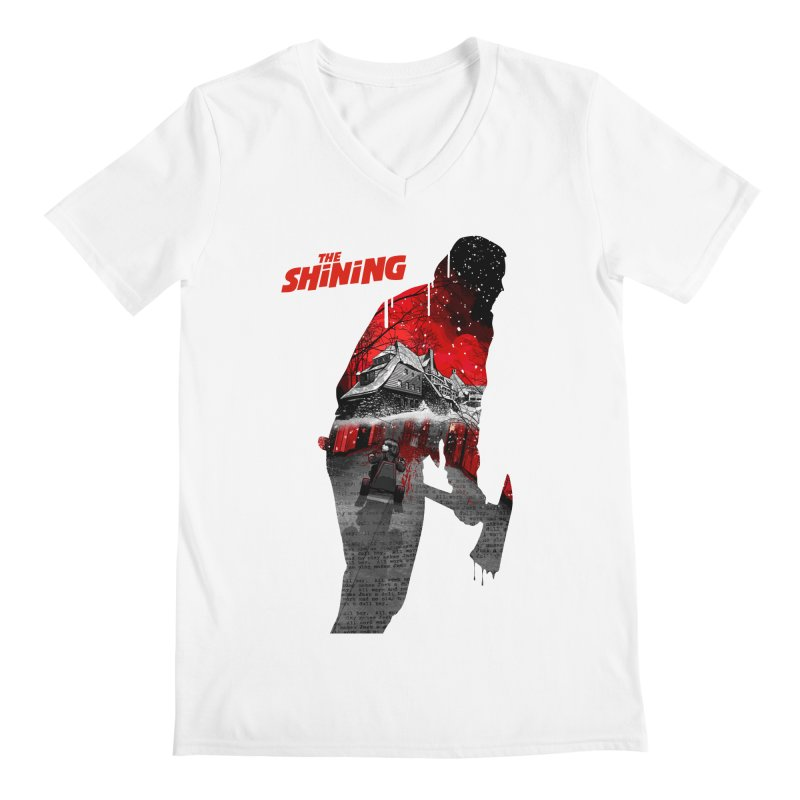 The Shining Men's V-Neck by mostro's Artist Shop