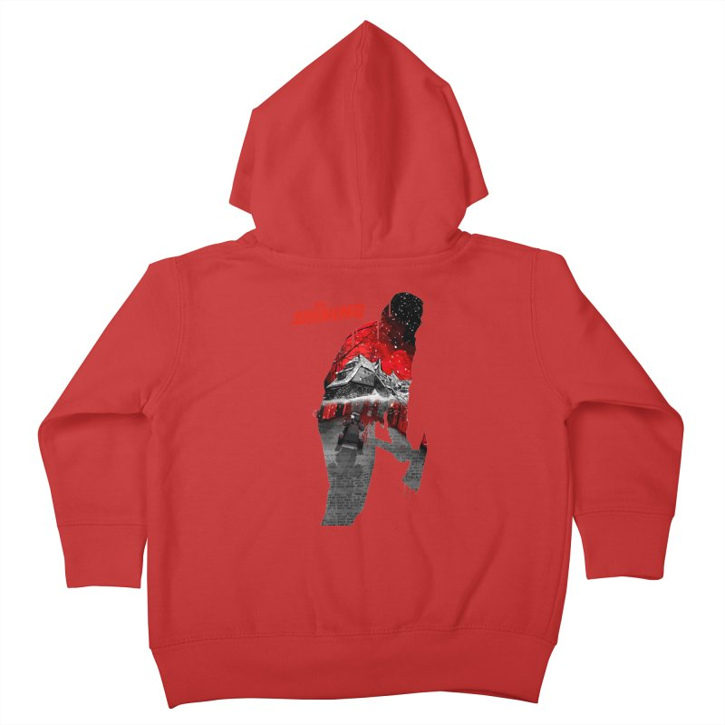 The Shining Kids Toddler Zip-Up Hoody by mostro's Artist Shop