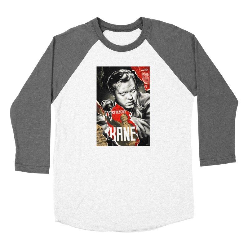 Citizen Kane Women's Longsleeve T-Shirt by mostro's Artist Shop
