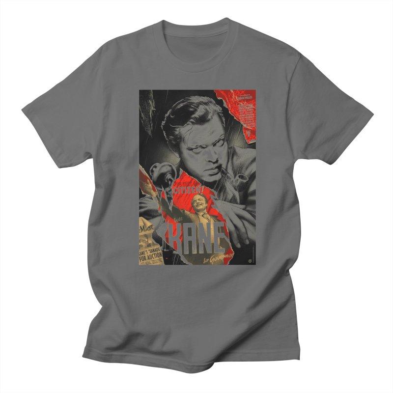Citizen Kane Men's T-Shirt by mostro's Artist Shop