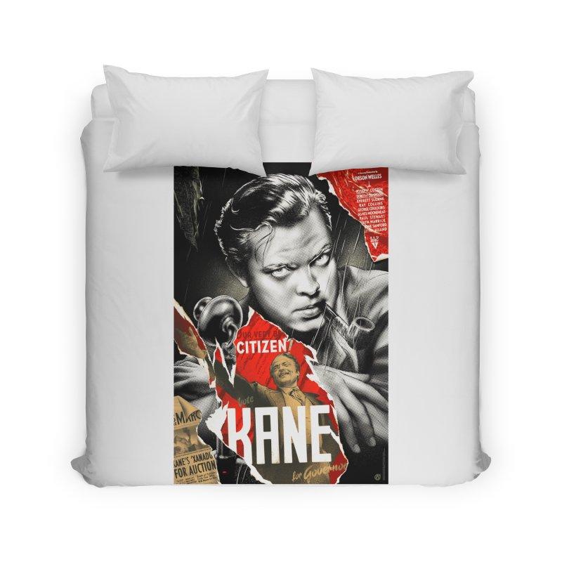 Citizen Kane Home Duvet by mostro's Artist Shop