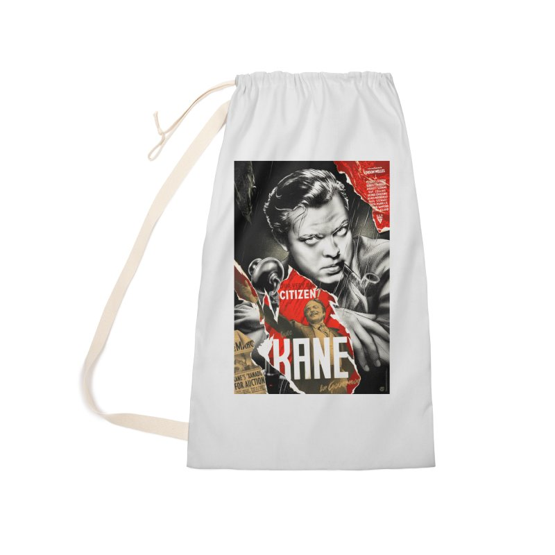 Citizen Kane Accessories Bag by mostro's Artist Shop
