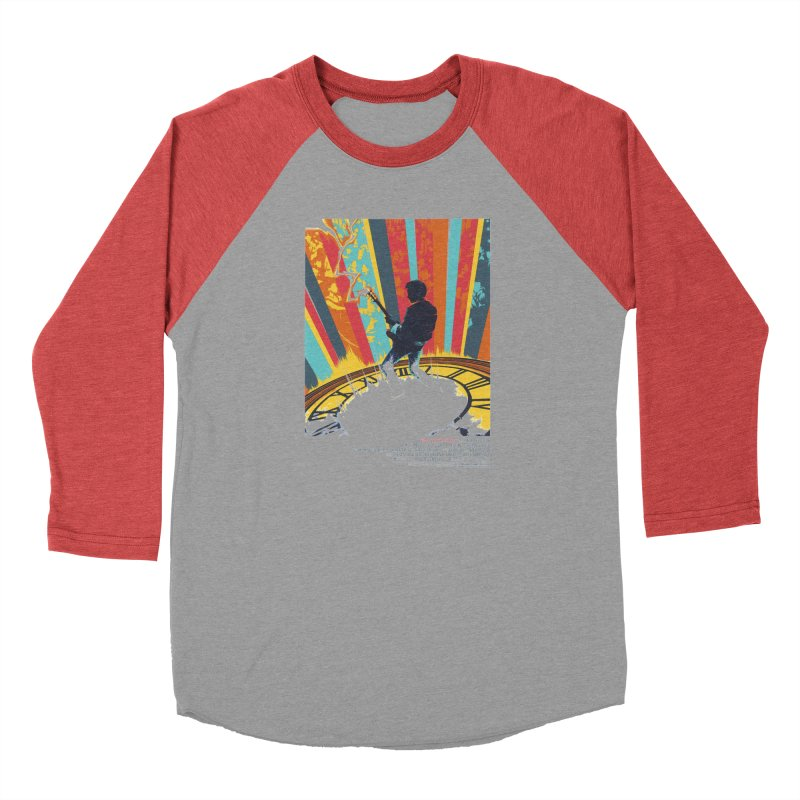 Marty McFly Guitar Hero Men's Longsleeve T-Shirt by mostro's Artist Shop