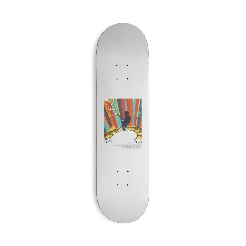 Marty McFly Guitar Hero Accessories Skateboard by mostro's Artist Shop