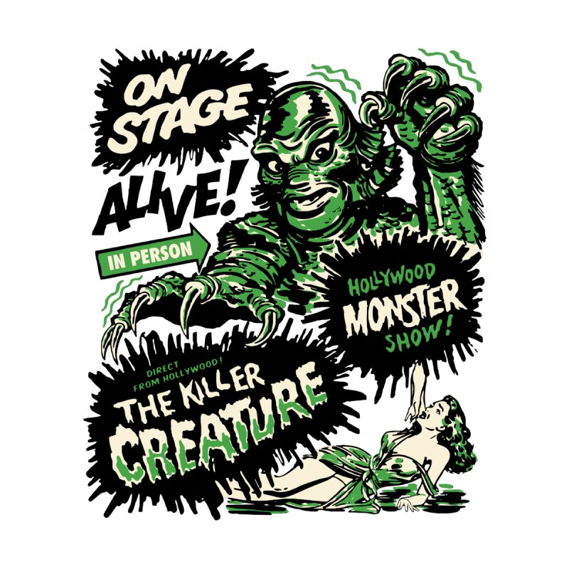 The Killer Creature None  by mostro's Artist Shop
