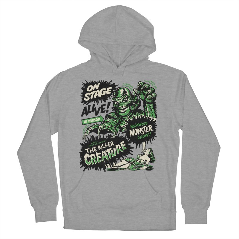 The Killer Creature Women's Pullover Hoody by mostro's Artist Shop