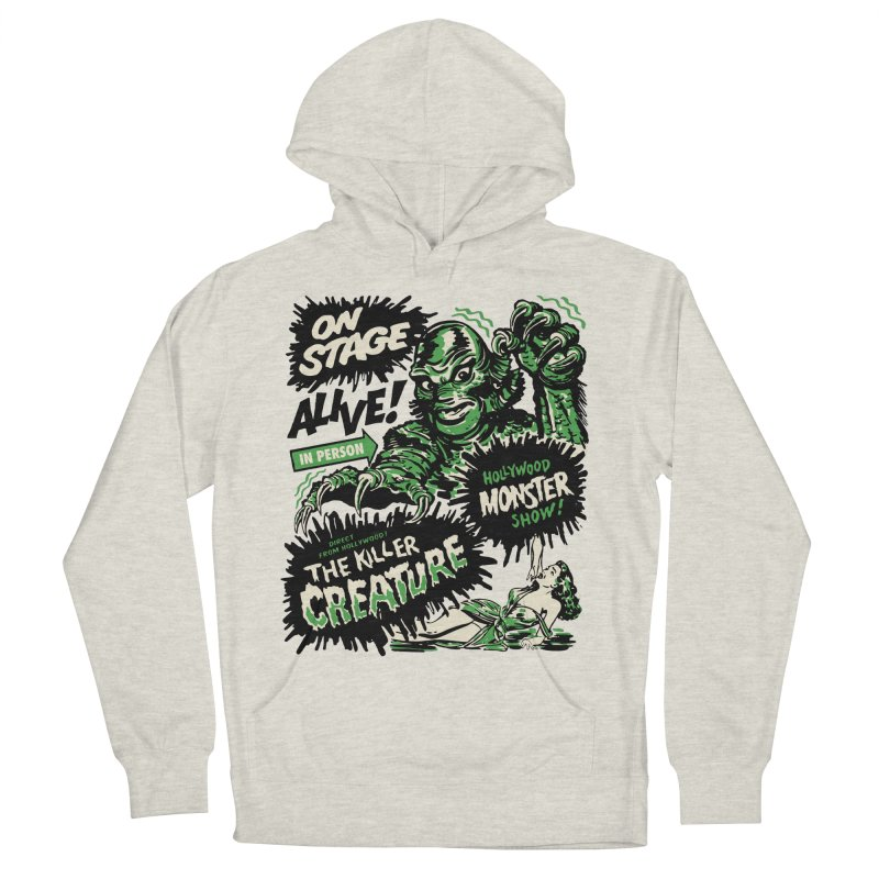 The Killer Creature Men's Pullover Hoody by mostro's Artist Shop