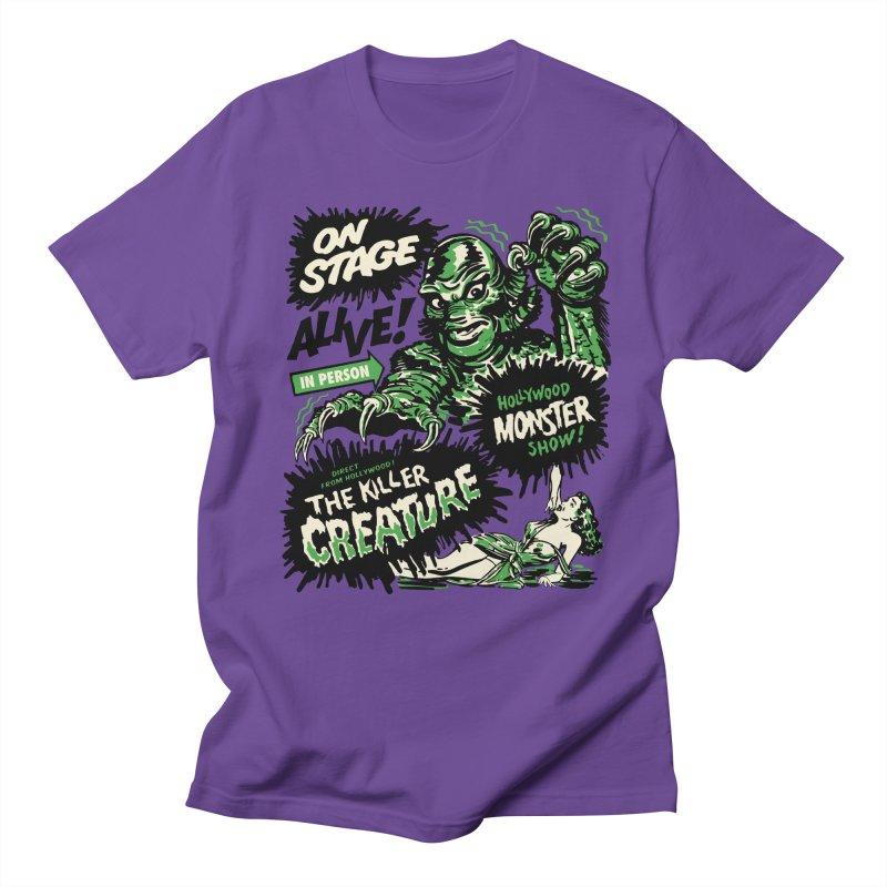 The Killer Creature Men's T-shirt by mostro's Artist Shop
