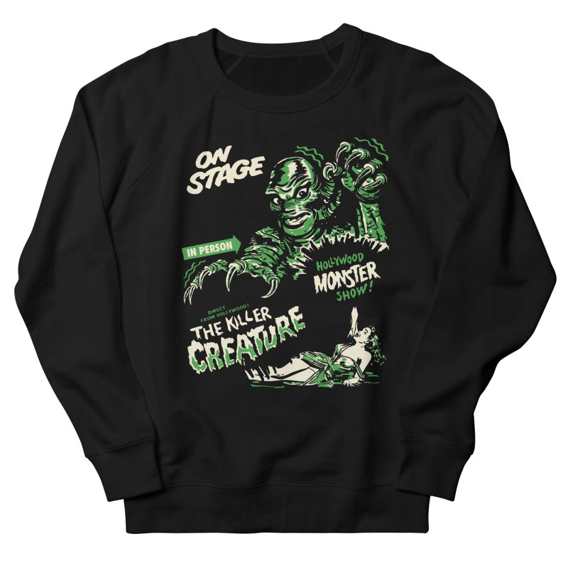 The Killer Creature   by mostro's Artist Shop