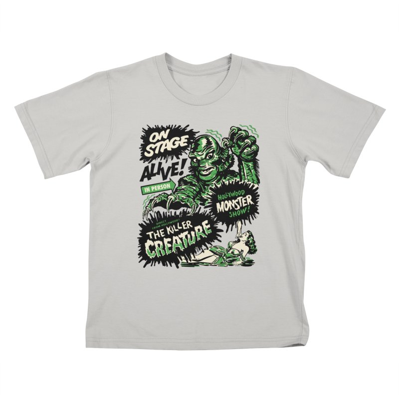 The Killer Creature Kids T-shirt by mostro's Artist Shop