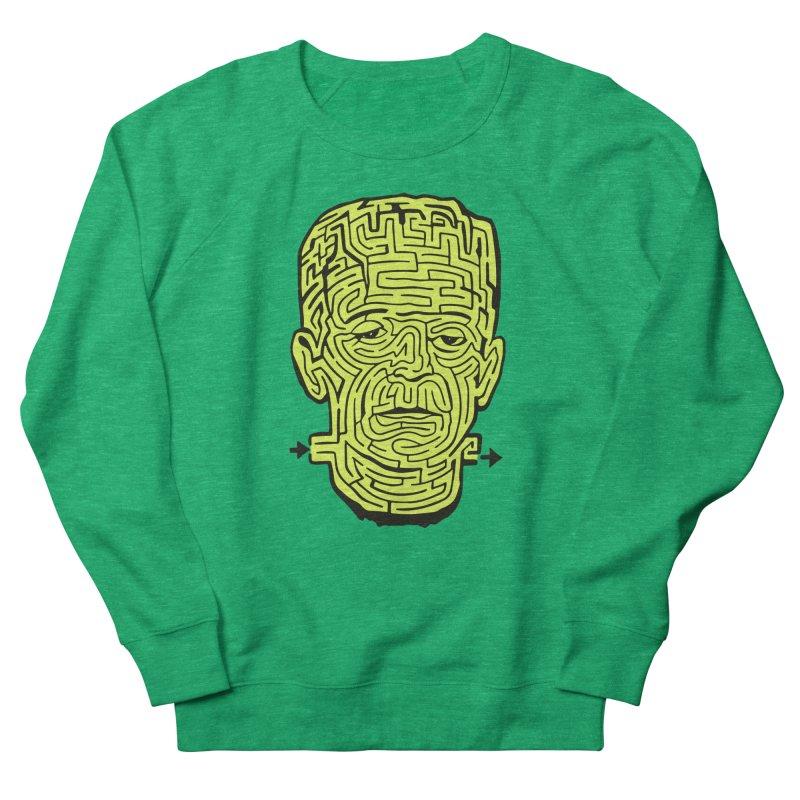The Frankenmaze Women's Sweatshirt by mostro's Artist Shop