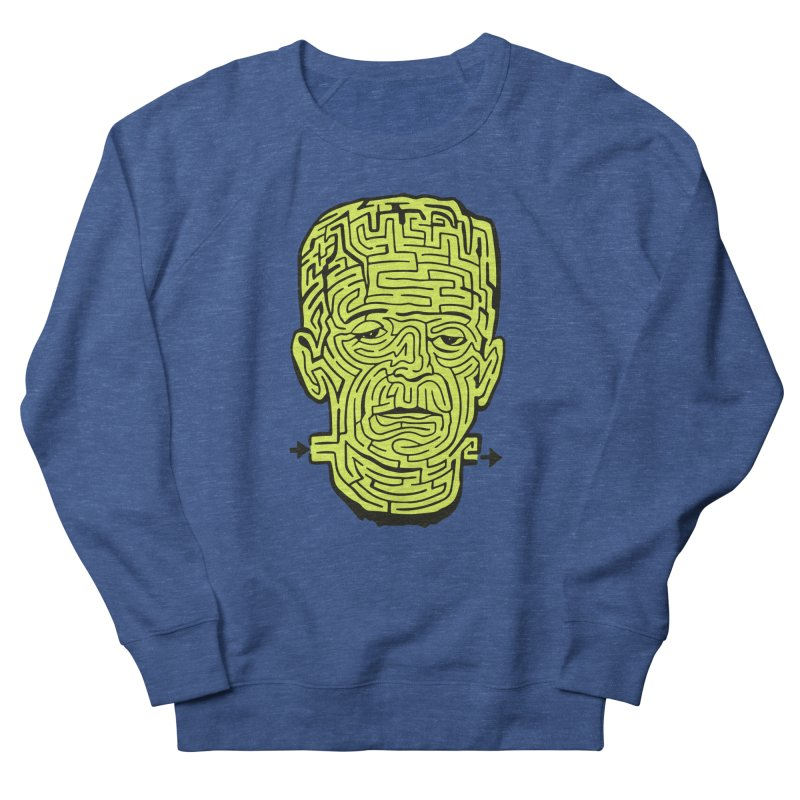 The Frankenmaze Men's Sweatshirt by mostro's Artist Shop