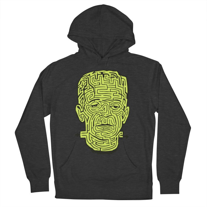 The Frankenmaze Women's Pullover Hoody by mostro's Artist Shop