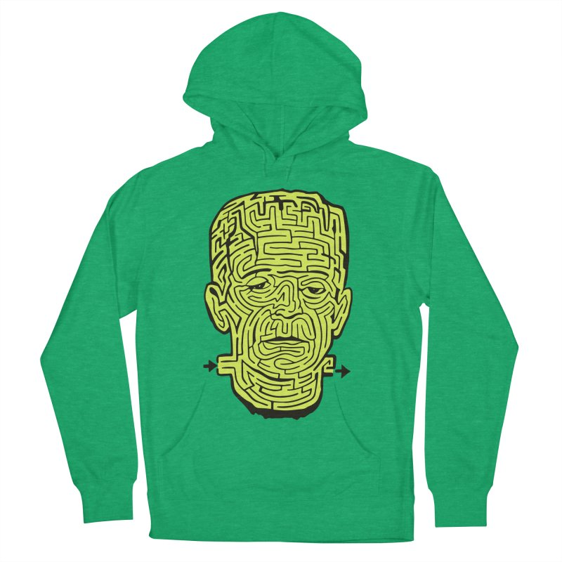 The Frankenmaze Men's Pullover Hoody by mostro's Artist Shop