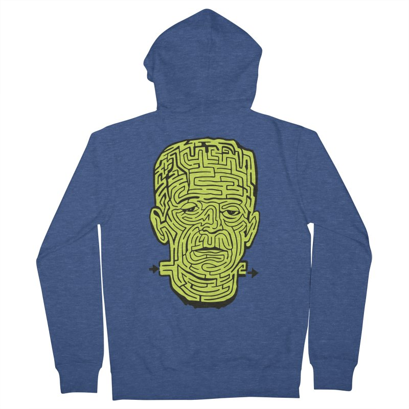 The Frankenmaze Women's Zip-Up Hoody by mostro's Artist Shop