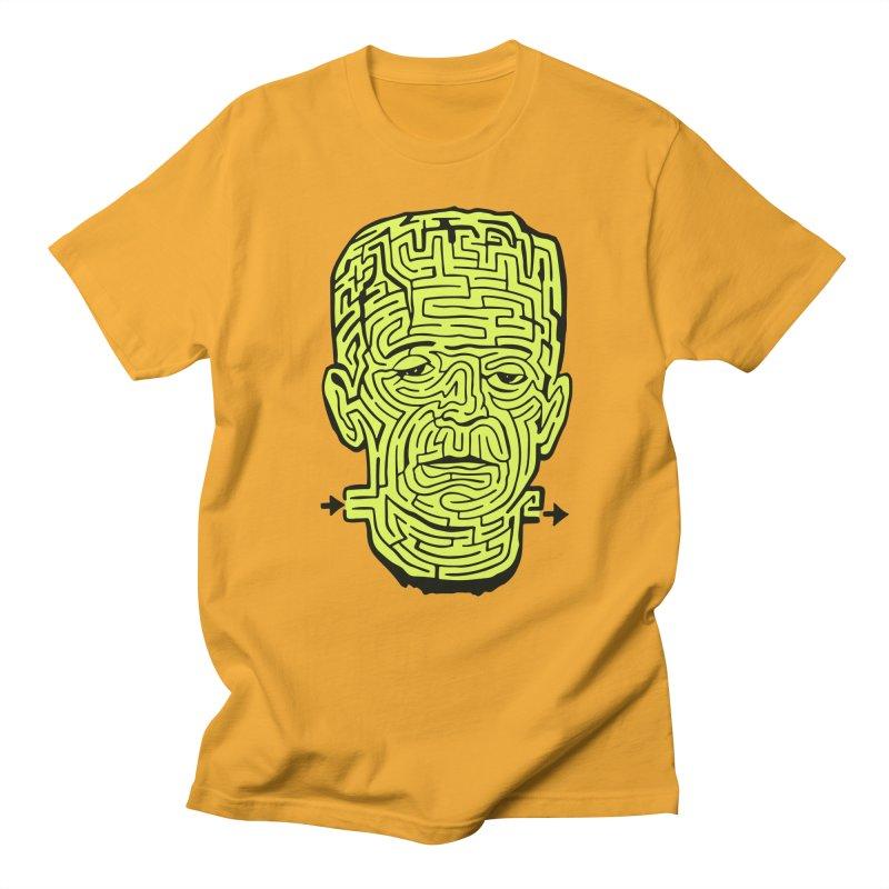 The Frankenmaze Men's T-shirt by mostro's Artist Shop
