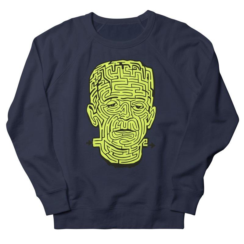 The Frankenmaze Men's Sweatshirt by mostro's Artist Shop