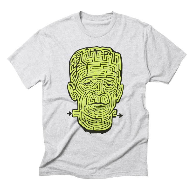 The Frankenmaze Men's Triblend T-Shirt by mostro's Artist Shop