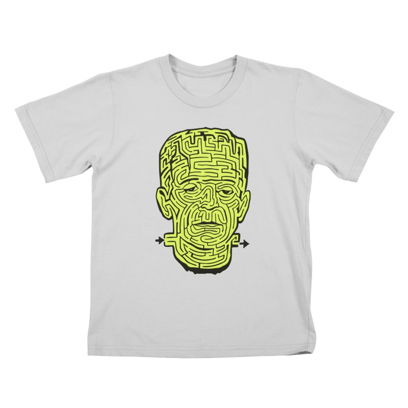 The Frankenmaze Kids T-Shirt by mostro's Artist Shop
