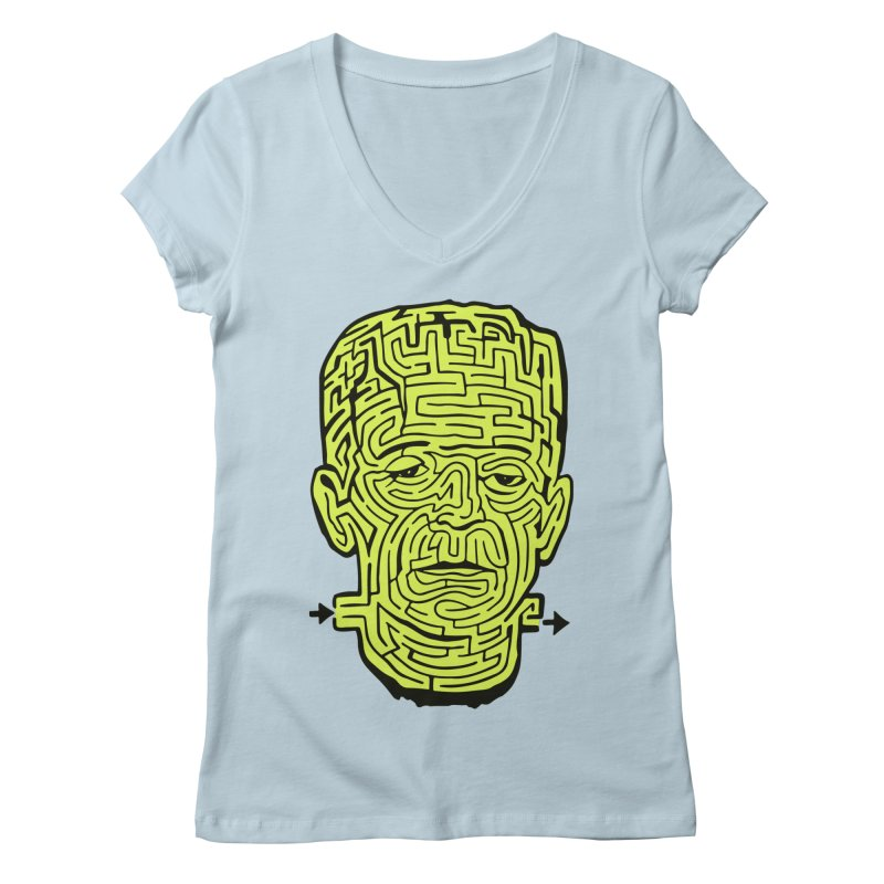 The Frankenmaze   by mostro's Artist Shop