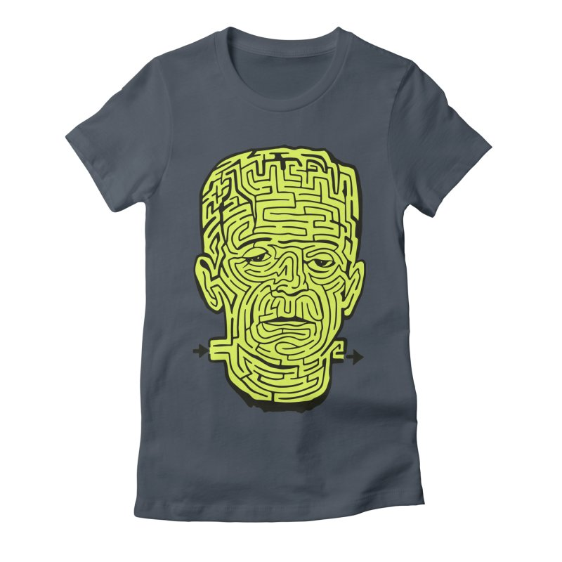 The Frankenmaze Women's T-Shirt by mostro's Artist Shop