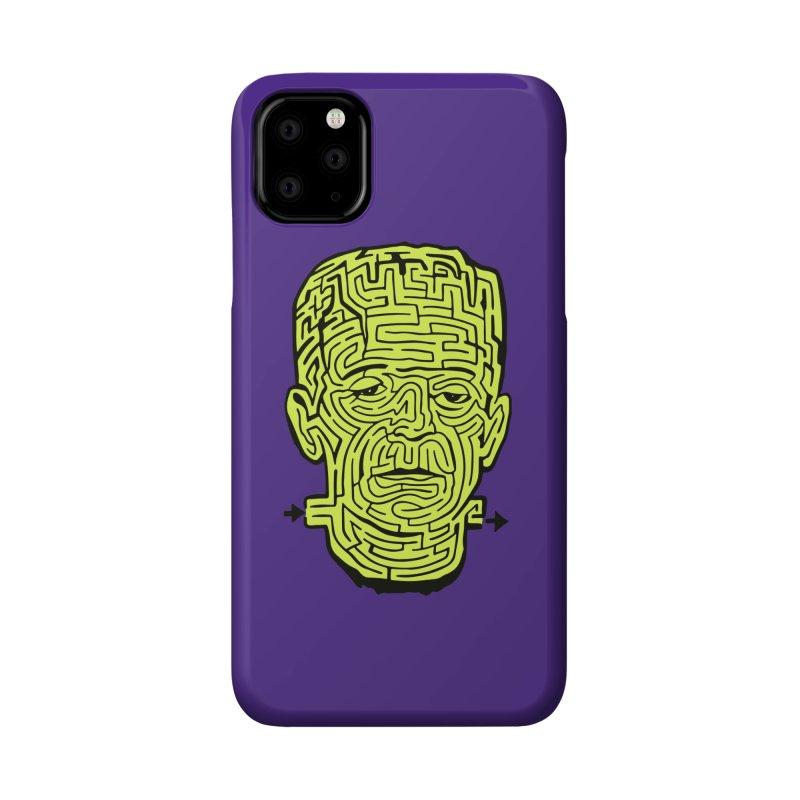 The Frankenmaze Accessories Phone Case by mostro's Artist Shop