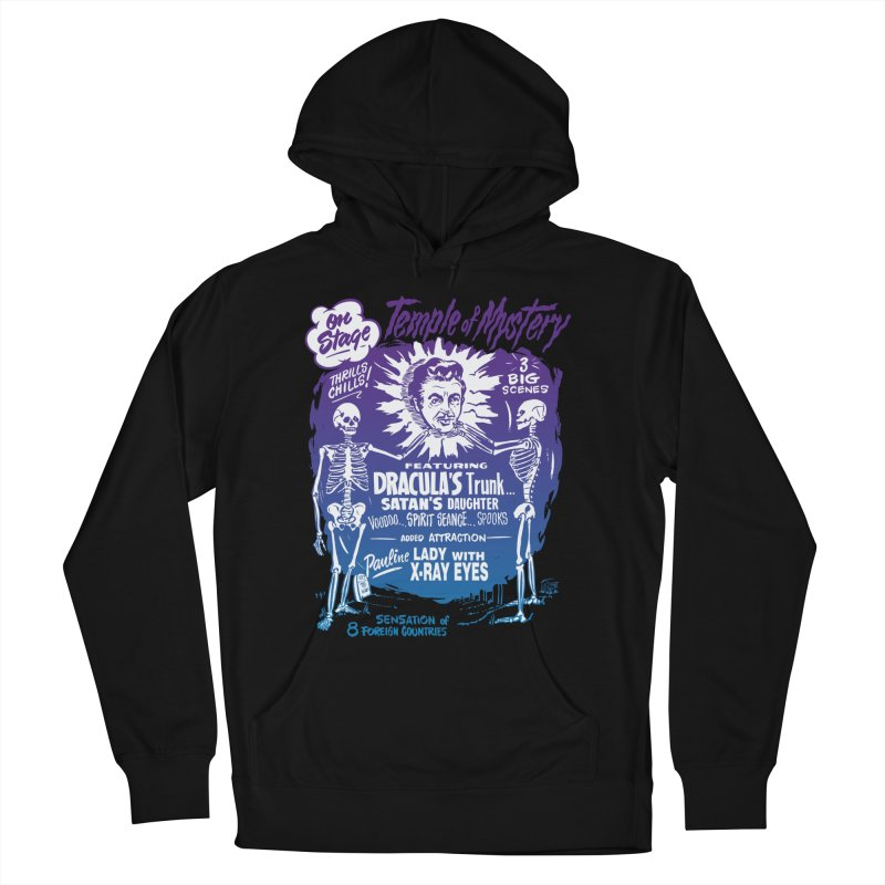 Temple of Mystery Men's Pullover Hoody by mostro's Artist Shop