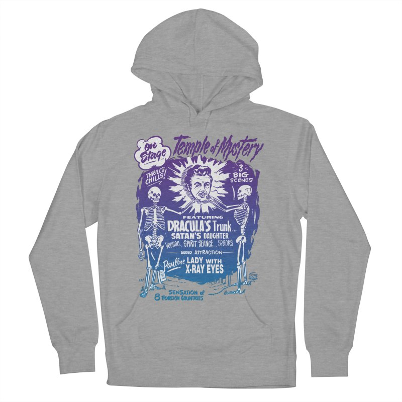 Temple of Mystery Women's Pullover Hoody by mostro's Artist Shop
