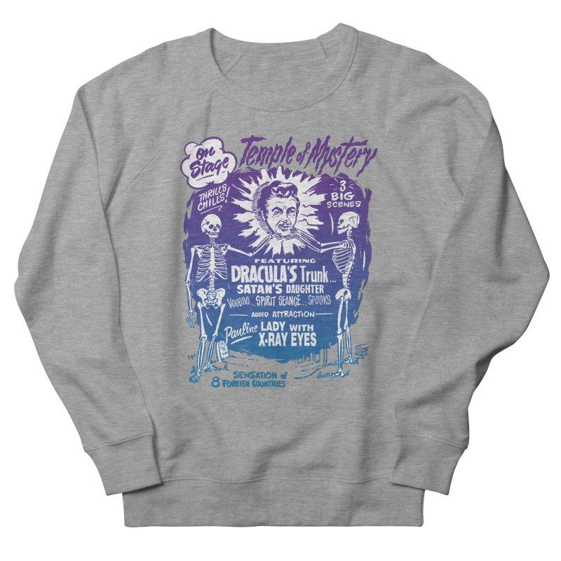 Temple of Mystery Women's Sweatshirt by mostro's Artist Shop