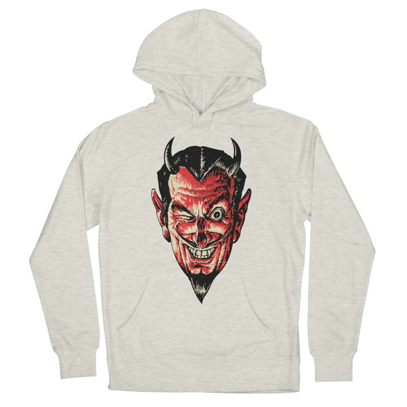 The Earl Deveel Men's French Terry Pullover Hoody by mostro's Artist Shop