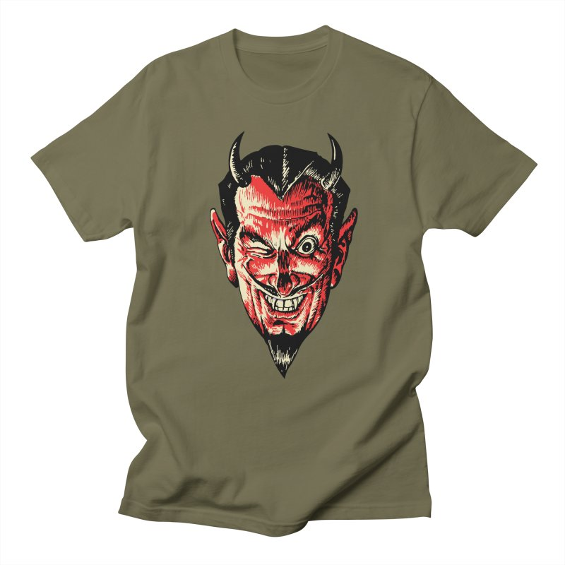 The Earl Deveel Men's Regular T-Shirt by mostro's Artist Shop