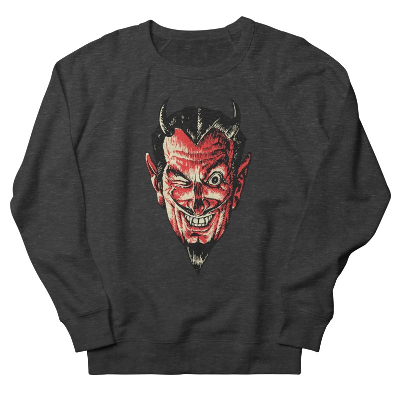 The Earl Deveel Men's French Terry Sweatshirt by mostro's Artist Shop