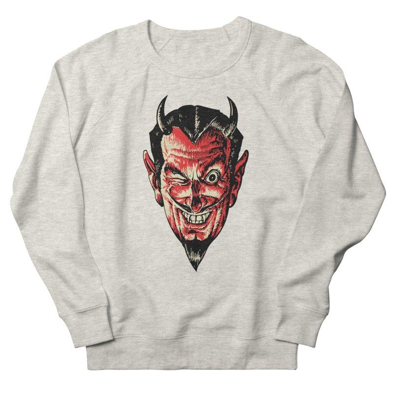 The Earl Deveel Men's French Terry Sweatshirt by mostro's Artist Shop