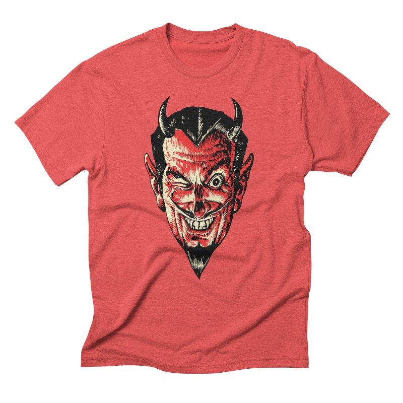 The Earl Deveel Men's Triblend T-Shirt by mostro's Artist Shop