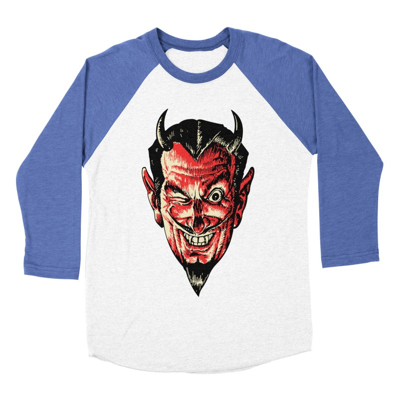 The Earl Deveel Men's Baseball Triblend T-Shirt by mostro's Artist Shop