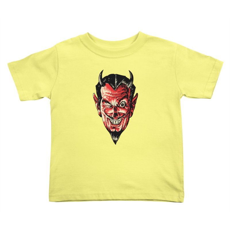 The Earl Deveel Kids Toddler T-Shirt by mostro's Artist Shop