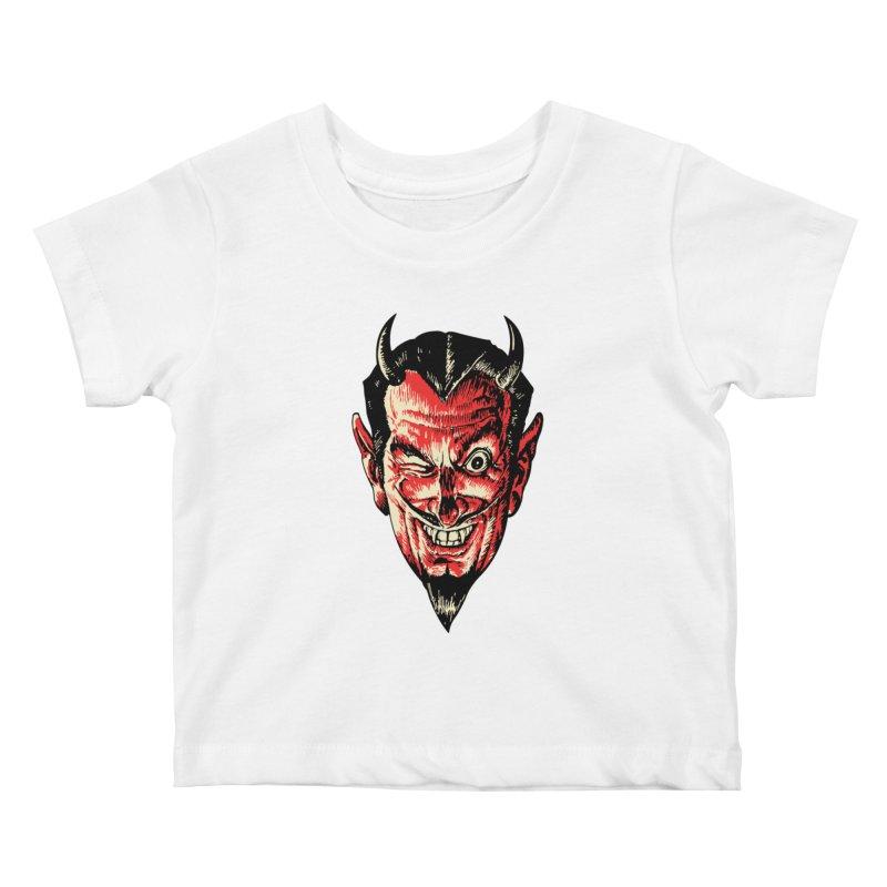 The Earl Deveel Kids Baby T-Shirt by mostro's Artist Shop