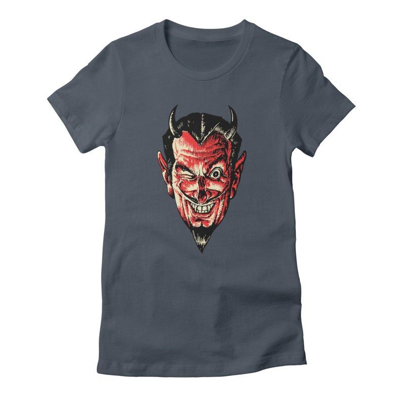 The Earl Deveel Women's T-Shirt by mostro's Artist Shop