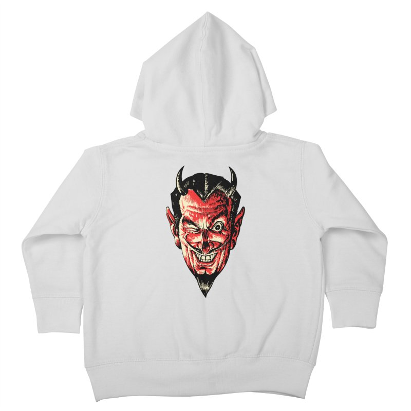 The Earl Deveel Kids Toddler Zip-Up Hoody by mostro's Artist Shop