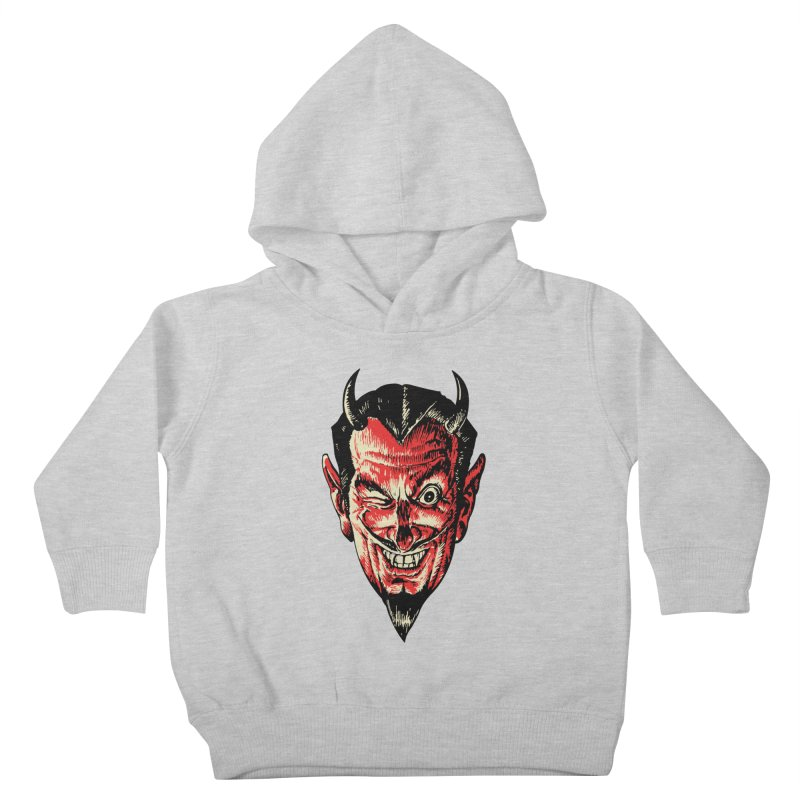 The Earl Deveel Kids Toddler Pullover Hoody by mostro's Artist Shop