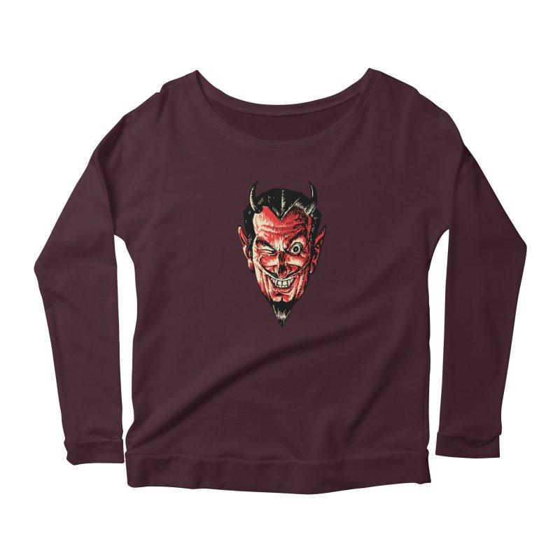 The Earl Deveel Women's Longsleeve T-Shirt by mostro's Artist Shop