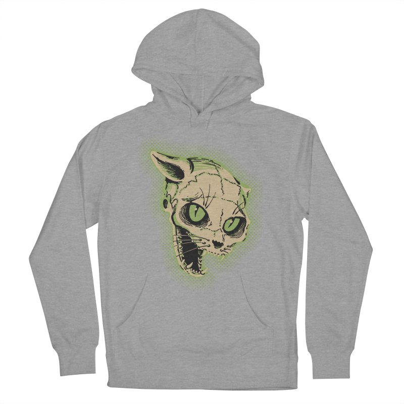 Starved Cat Women's Pullover Hoody by mostro's Artist Shop