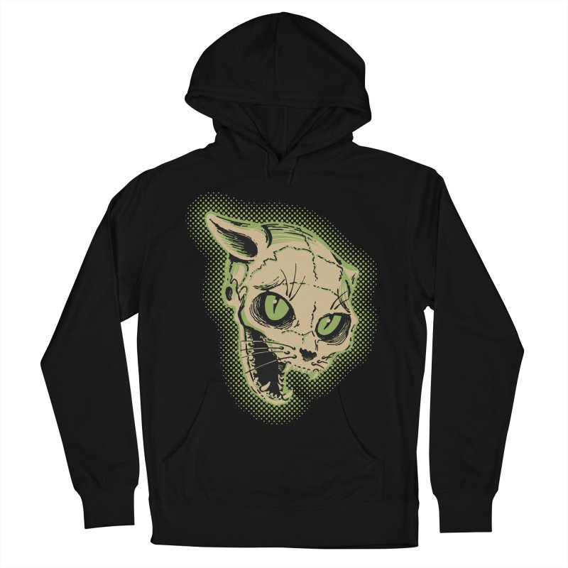 Starved Cat Women's French Terry Pullover Hoody by mostro's Artist Shop