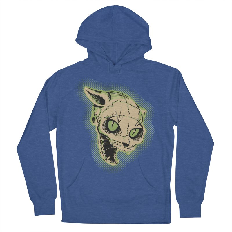 Starved Cat Men's Pullover Hoody by mostro's Artist Shop